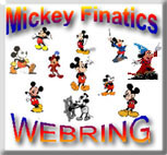 Mickey Finatics Webring - Homepage